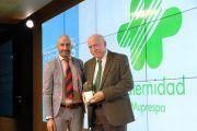 La accesibilidad en los centros asistenciales de Fraternidad-Muprespa le otorga el Premio DIGA 2017