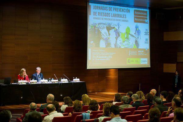 La salud y el bienestar laboral protagonizan la agenda de actividades de Laboralia 2017