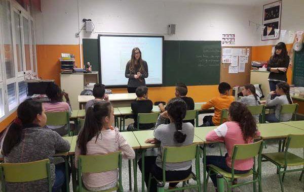 CEOE Aragón organiza 40 talleres para divulgar la prevención de riesgos entre niños y jóvenes