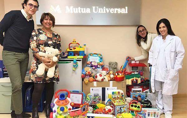 Mutua Universal solidaria con la infancia