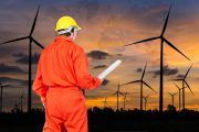El auge de las renovables genera un crecimiento de la industria de los equipos de protección laboral