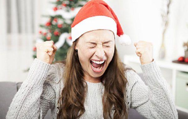 ¡Qué estrés, ya está aquí la Navidad!