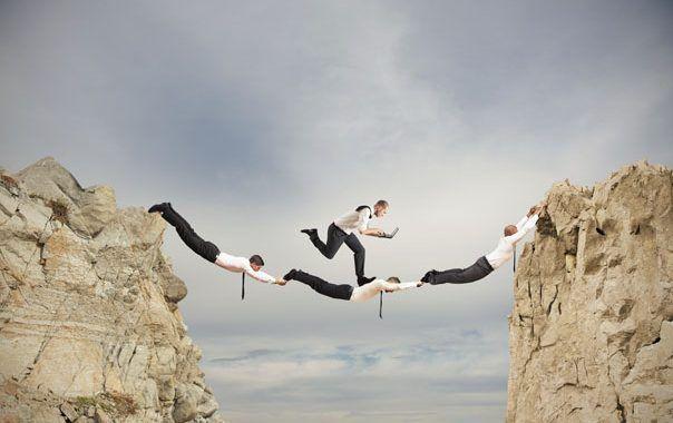 El poder del trabajo en equipo