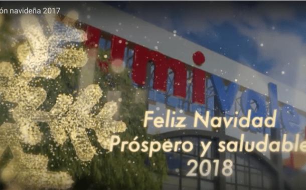 Feliz Navidad y Próspero y saludable 2018