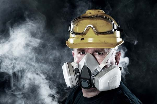 Criterios de selección de los equipos de protección respiratoria