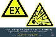 Curso: Riesgo de Explosión por Atmósferas Explosivas. Prevención y Protección