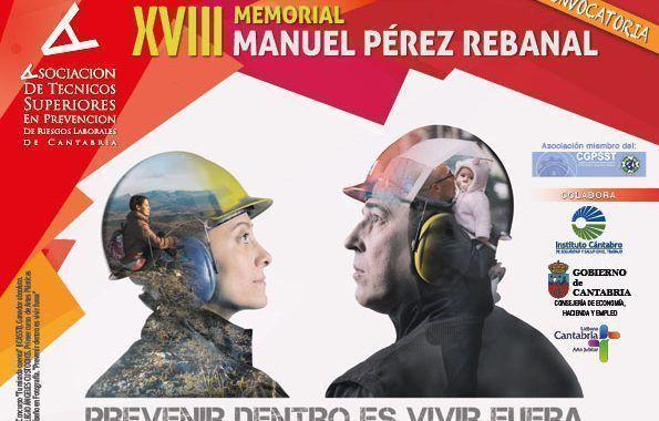 XVIII Memorial Manuel Perez Rebanal #Cantabria