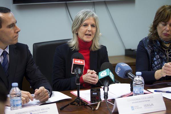 La Xunta de Galicia inicia el Plan de actividades del ISSGA 2018