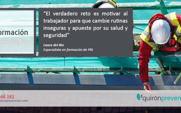 La sensibilización y la concienciación, fundamentales en la prevención de los riesgos laborales