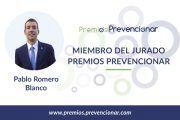 Pablo Romero Blanco miembro del Jurado de los Premios Prevencionar 2018