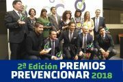 2ª Edición Premios Prevencionar 2018