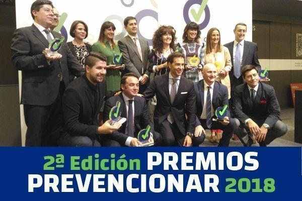 Premios Prevencionar 2018 #Independencia