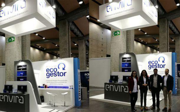 ENVIRA presentará sus últimas novedades en SICUR 2018