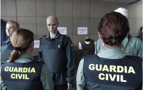 El nuevo chaleco antibalas de la Guardia Civil es un ejemplo del compromiso entre protección y ergonomía