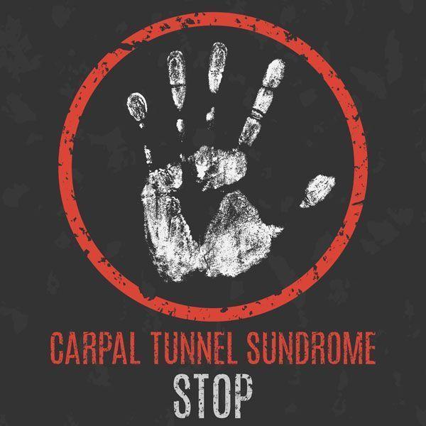 El síndrome del túnel carpiano reconocido como Enfermedad Profesional