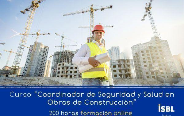 Curso OnLine: Coordinador de Seguridad y Salud en Obras de Construcción