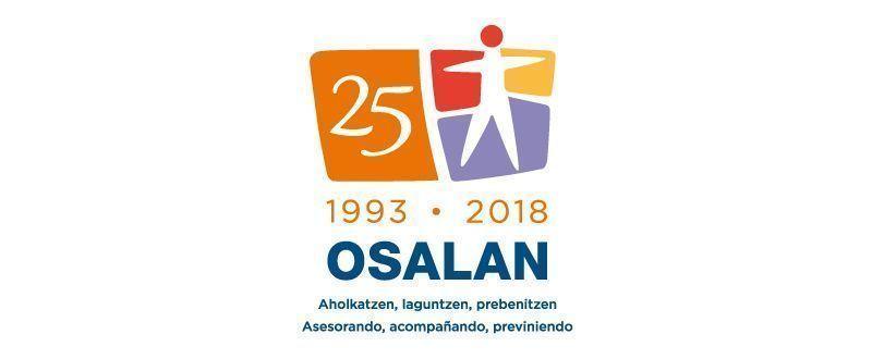 25 aniversario de OSALAN