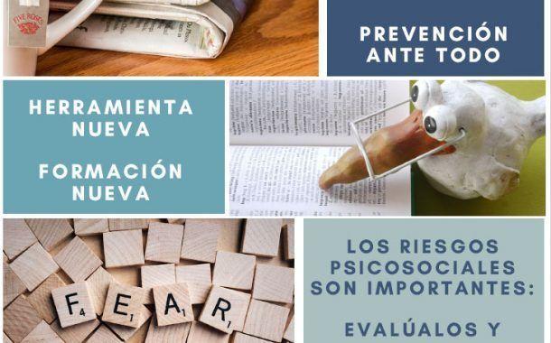 CEOE Aragón aconseja fomentar la cultura preventiva, la evaluación de riesgos y la formación en el sector de los medios de comunicación