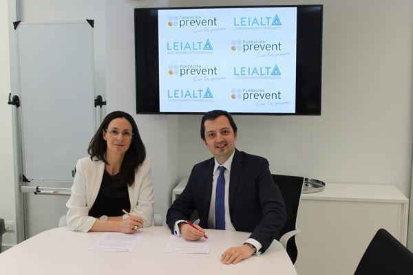 Leialta y Fundación Prevent unen fuerzas para impulsar el emprendimiento de las personas con discapacidad