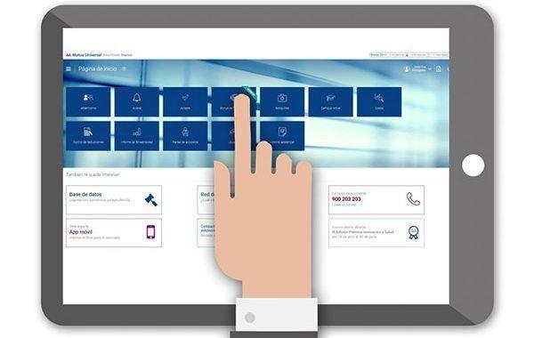Mutua Universal lanza una nueva herramienta para gestionar el Bonus Prevención online