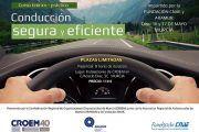 CROEM conmemorará el #28PRL poniendo en marcha un curso de conducción segura y eficiente