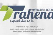 Trahena: Empresa puntera en vestuario y protección laboral apuesta por el mundo online el #28PRL