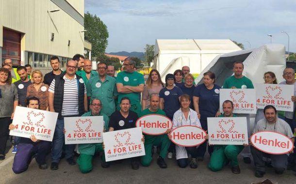 Henkel celebra el 28 de abril jugando contra las enfermedades crónicas