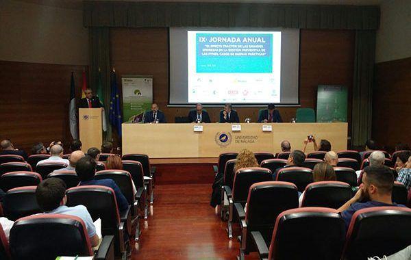 La Cátedra de Prevención y RSC de la UMA celebra su 9ª Jornada Anual