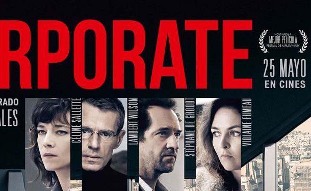 Nos vamos al cine: Corporate