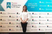 CTAIMA recibe el Premio Nacional Alianza para la FP Dual por su proyecto de inserción laboral de jóvenes técnicos de PRL