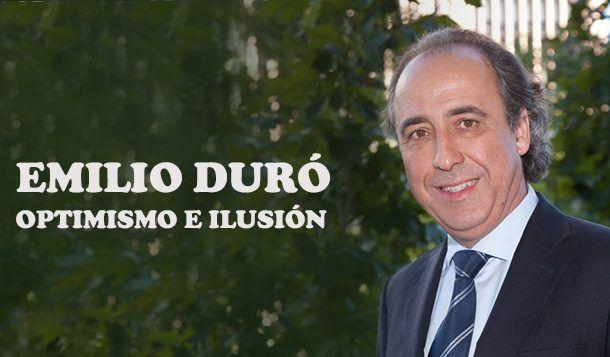 Emilio Duró estará presente en la gala de los Premios Prevencionar 2018