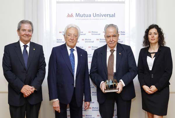 Mutua Universal celebra 10 años de la creación del Comité de Auditoría