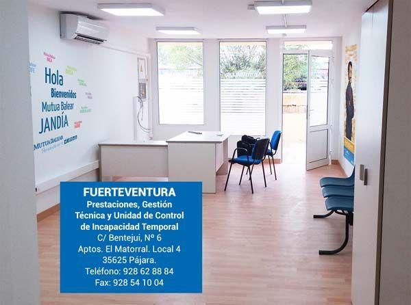 Mutua Balear abre una nueva delegación en fuerteventura