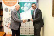 Fraternidad-Muprespa recibe el sello Brain Caring People Empresa de la Asociación Freno al Ictus
