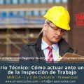 """ST&Asociados impartirá seminario """"Cómo actuar ante una visita de Inspección de Trabajo"""" para CROEM"""