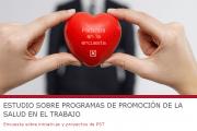 Encuesta sobre iniciativas y proyectos de Promoción de la Salud en el Trabajo - Participa