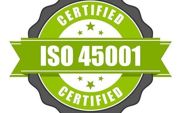 La empresa de alquiler de maquinaria Gomez Oviedo, obtiene la certificación ISO 45001:2018