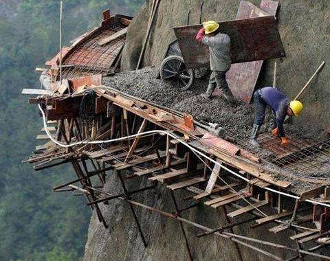 10 impactantes fotos en prevención de riesgos laborales