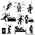 investigación accidentes de trabajo