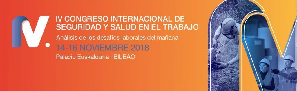 IV Congreso Internacional sobre Seguridad y Salud en el Trabajo de Osalan
