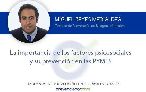Los Factores Psicosociales y su prevención en las Pymes