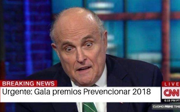 Memes de los Premios Prevencionar 2018