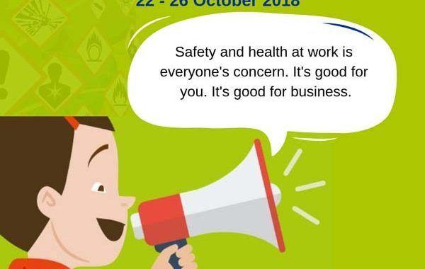Semana Europea para la Seguridad y la Salud en el Trabajo 2018