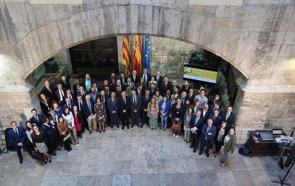 Unión de Mutuas firma la declaración por la ética y el buen gobierno de la Generalitat Valenciana