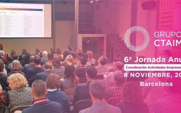 Evento Anual Grupo CTAIMA #Barcelona