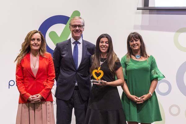 Heineken: Premio Prevencionar 2018 - Categoría E-Saludable (gran empresa)