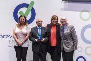 D. José María Cortés Díaz: Premio Prevencionar 2018