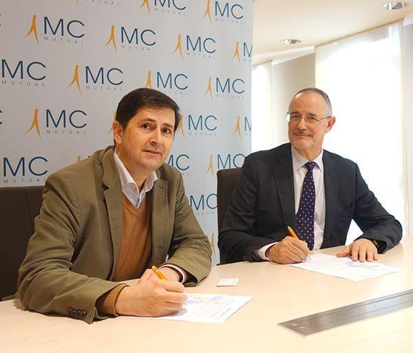 MC MUTUAL y Prevencionar firman un acuerdo de colaboración para fomentar la cultura preventiva
