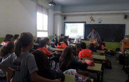 Nueva campaña de talleres de prevención de riesgos de CEOE Aragón en la que participan más de 1.000 niños y jóvenes con empresas y centros educativos