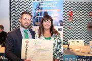 Fraternidad-Muprespa galardonada en el III Congreso Nacional de Salud Laboral y Seguridad en el Trabajo